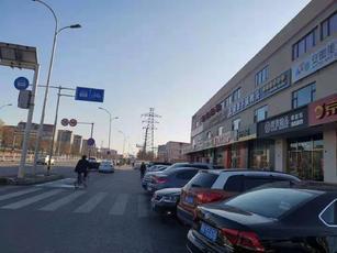 顺义石门顺白路700㎡小吃快餐店转让,公司照可过户,可明火,可餐饮