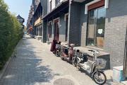 朝阳独栋商业街空铺出租,不可餐饮