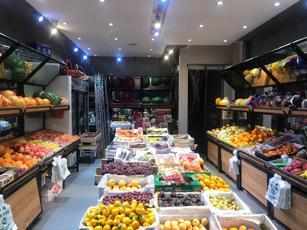 大兴旧宫地铁站附近临街十字路口水果超市转让